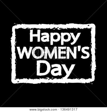 an images of happy womens day Illustration design