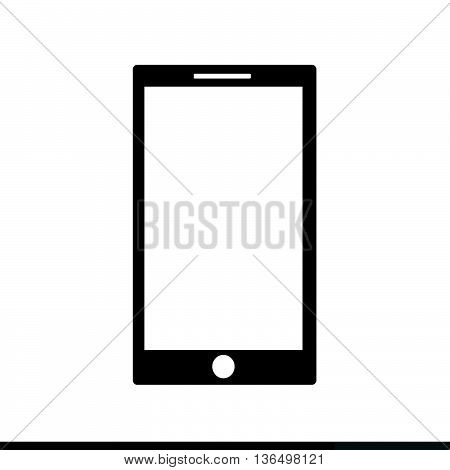 an images of Smartphone mobile phone Illustration design