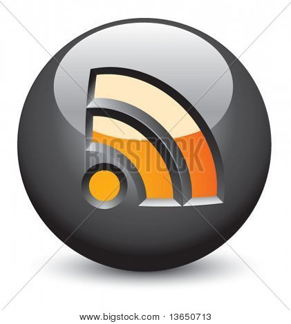 Button for web design. vector