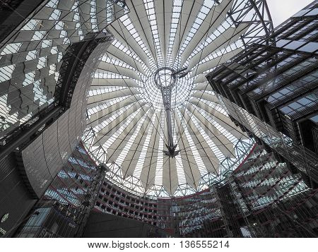 Sony Center In Berlin