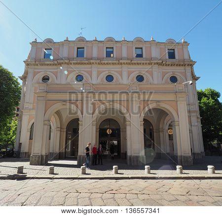 Teatro Dal Verme In Milan