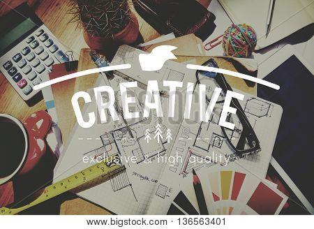 Creative Imagination Innovation Invention Modern Concept