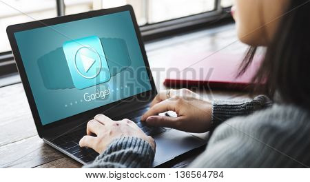 Gadget Device Media Mobility Object Tablet Concept