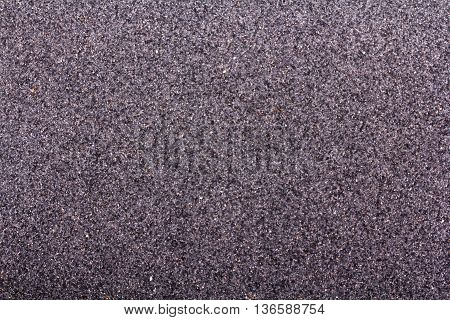 Close Up Of A Tarmac Texture For Background