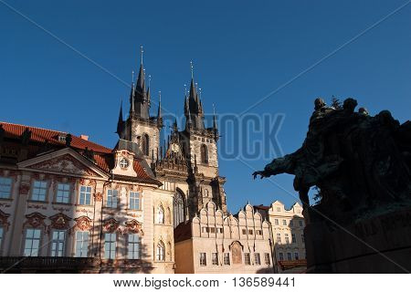 Oldtown Of Prague