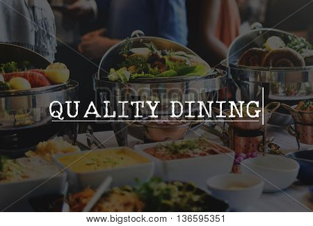 Quality Dining Modern Comfortable Concept