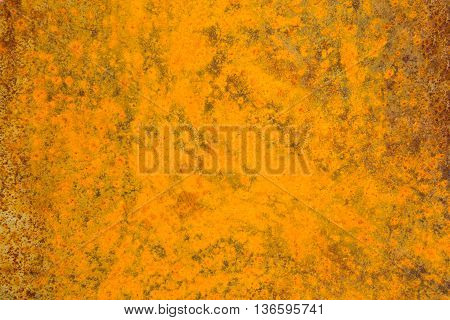 Old rust metal texture and background. Beautiful rust metal wall.