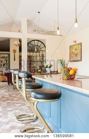 Artistic Interior Designed With Love For Vintage