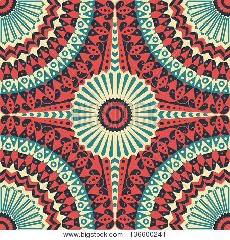 Abstract Patterned Background