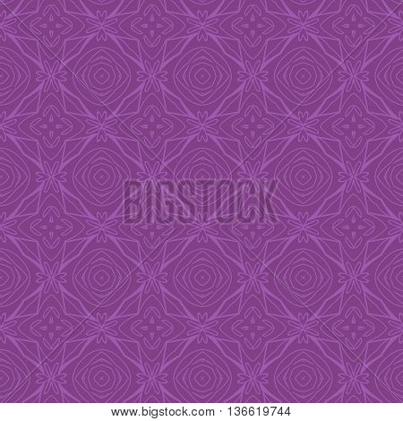 vector pattern ornamets flower and rhombs decjration reapit tile
