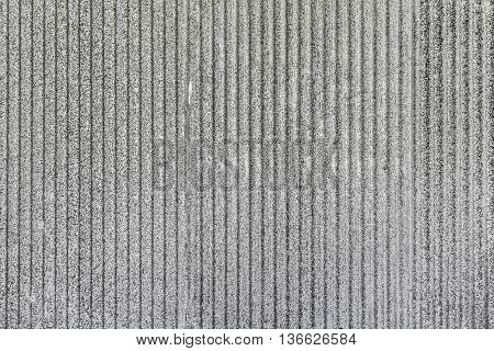 Corrugated iron sheet texture galvanized iron for the roof