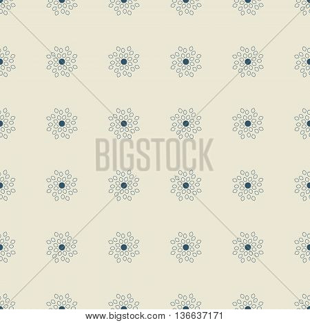 Arabic seamless pattern.Vector illustration for backgrounds and patterns in arabic style.
