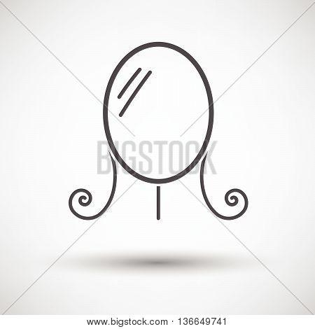 Make Up Mirror Icon