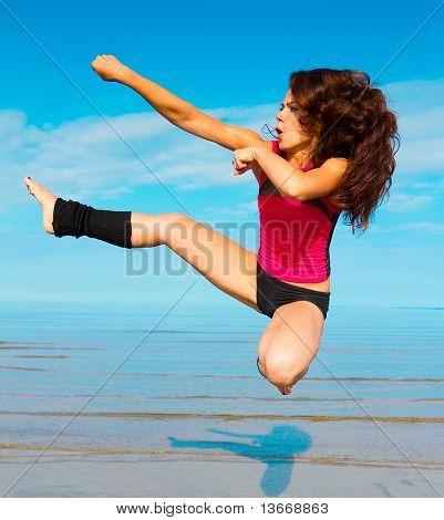 Happiness Jump Defense