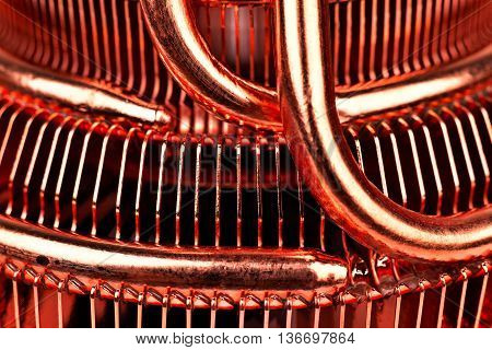 Cpu Cooler With Heat Pipes