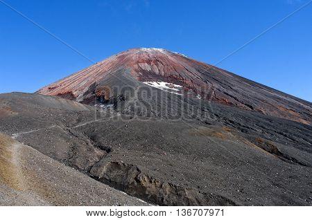 Avacha Volcano