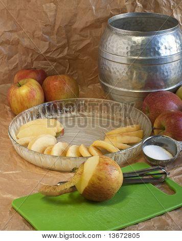 Bake applepie