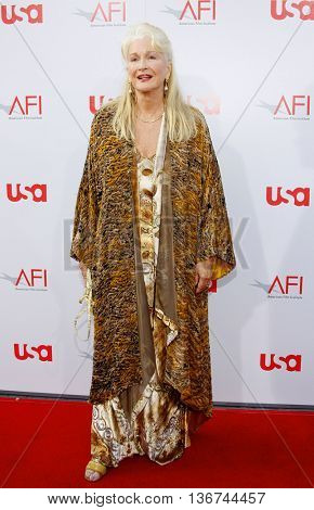 Diane Ladd at the 36th AFI Life Achievement Award held at the Kodak Theater in Hollywood, USA on June 12, 2008.