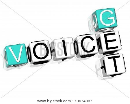 Get Voice Crossword