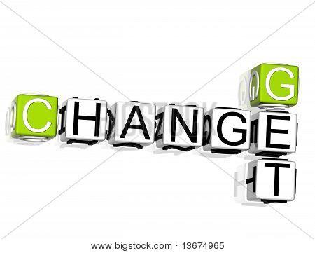Get Change Crossword