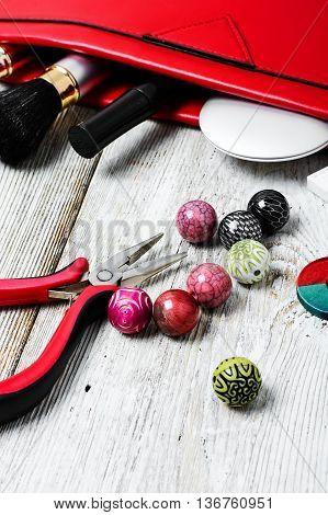 Needlework Beading Pliers