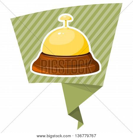 Reception Bell Icon
