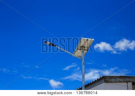 Led Street Lighting Power Supply Solar Cells