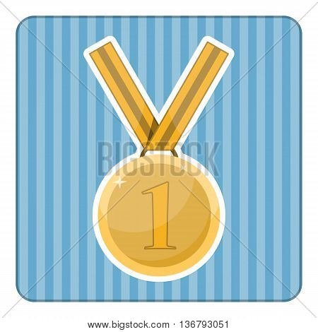 First Place Award. Gold Medal