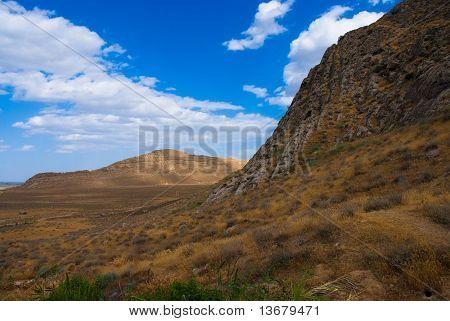 view in Turkmenistan