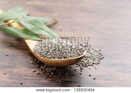 healthy eating chia seeds ingredient super food