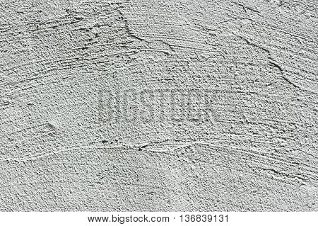 High contrast texture of a concrete wall