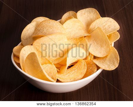 Potato Chips Cup