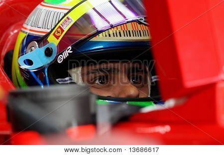 Felipe Massa Brazil F1 Sepang Malaysia