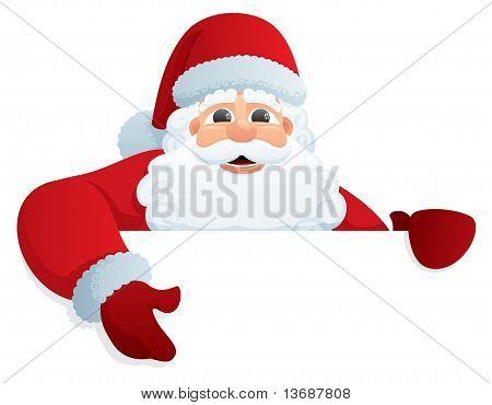 Santa Sign 2