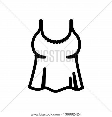 Women Underwear Icon