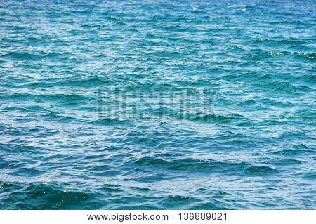 Ocean Water Surface Texture