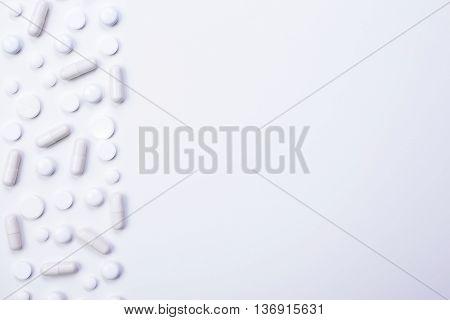 Pills On The Left