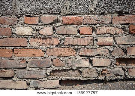 brick rock texture wall rock stone beauty photo