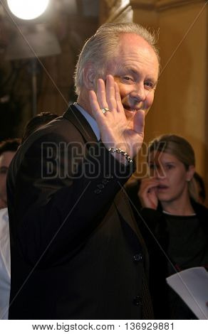 John Lithgow at the Los Angeles premiere of 'Kinsey' held at the Mann Village Theater in Westwood, USA on November 8, 2004.
