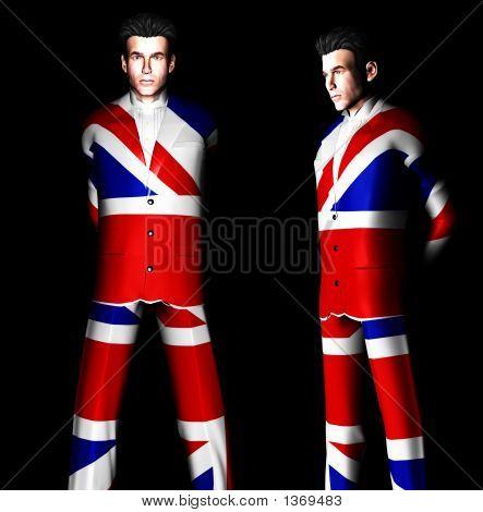 Juego de los hombres de Reino Unido