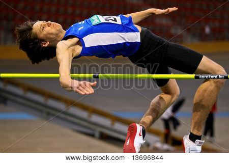 Indoor Track And Field Championship 2011