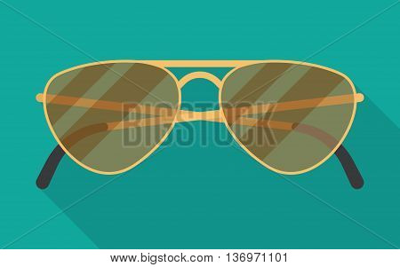 Illustration of sun glasses vector. sunglasses summer stylish fashion glasses. Fashion glasses trendy lifestyle accessory. Fashion glasses.
