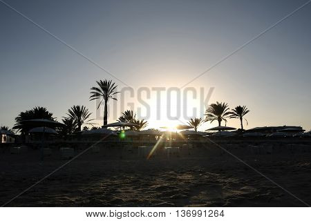 El Mouradi Resort Beach