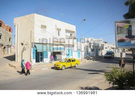 Streets Of Douz