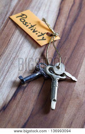 Secret Keys For A Positive Life