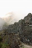 Ancient Inca Steps poster