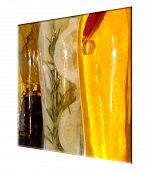 Cooking Oil Canvas poster