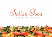 stock photo of italian food  - italian food - JPG