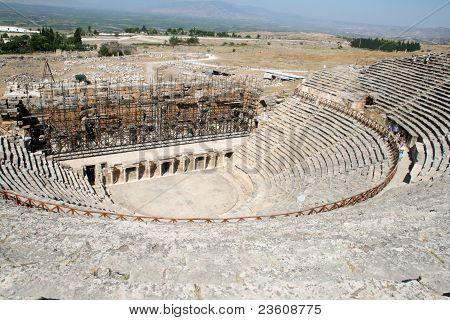 Amphitheatre of ancient Hierapolis