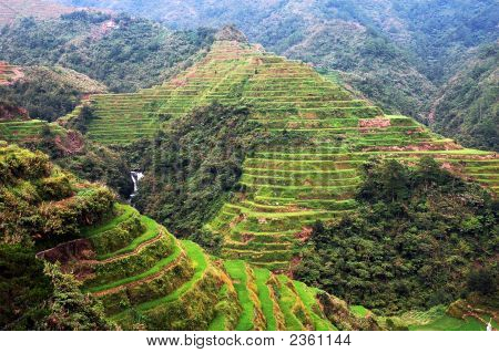 Banaue Terraces Mountain Province Philippines